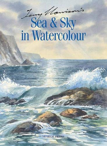 Terry Harrison's Sea and Sky in Watercolour by Terry Harrison
