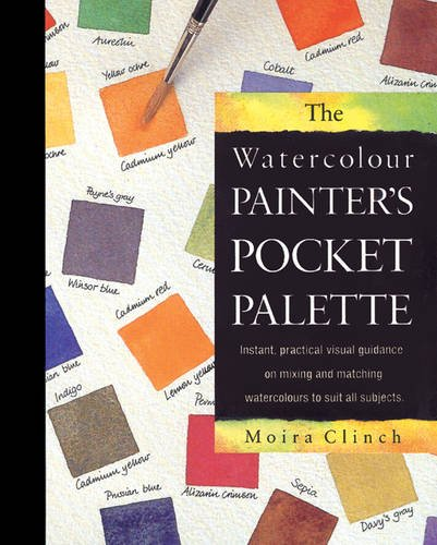 Watercolour Painter's Pocket Palette By Moira Clinch