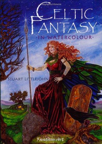 Celtic Fantasy in Watercolour By Stuart Littlejohn