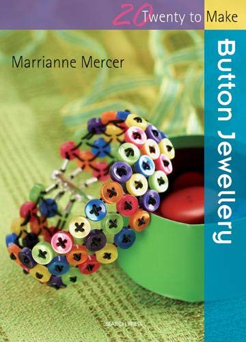 Button Jewellery by Marrianne Mercer