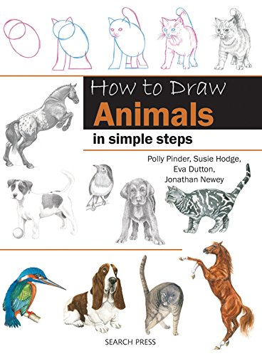 How to Draw Animals by Polly Pinder