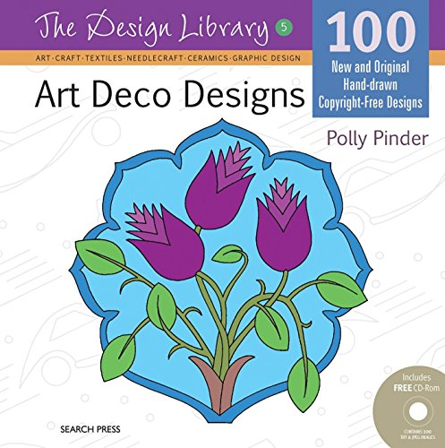 Art Deco Designs (Design Library) By Polly Pinder