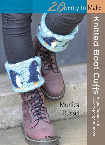Twenty to Make: Knitted Boot Cuffs By Monica Russel