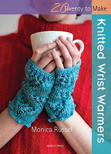 Twenty to Make: Knitted Wrist Warmers By Monica Russel