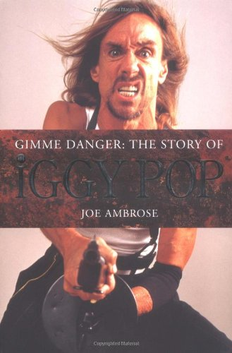 Iggy Pop By Joe Ambrose
