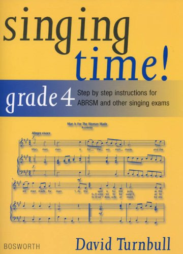 Singing Time! Grade 4 By David Turnbull