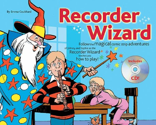 Recorder Wizard by Emma Coulthard