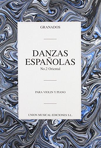 Danza Espanola No.2 - Oriental By Enrique Granados