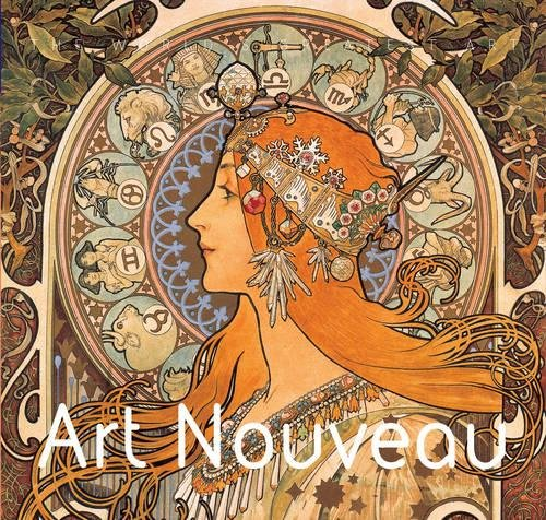 Art Nouveau (The World's Greatest Art) By Camilla De la Bedoyere