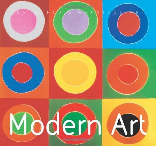 Modern Art (The World's Greatest Art) By Michael Kerrigan