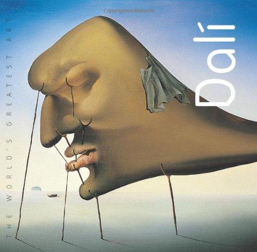 Dali (The World's Greatest Art) By Elizabeth Keevill