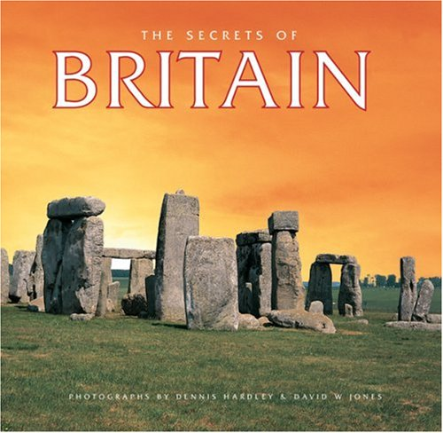 The Secrets of Britain By Andy Williams