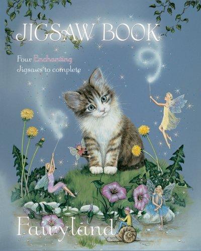 Fairyland Jigsaw Book By Jake Jackson