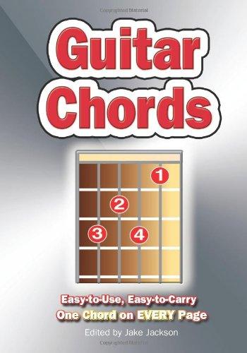 Guitar Chords By Jake Jackson