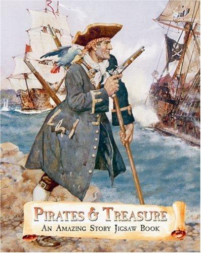 Pirates and Treasure By Jake Jackson
