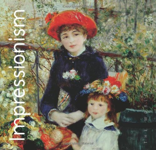 Impressionism by Tamsin Pickeral