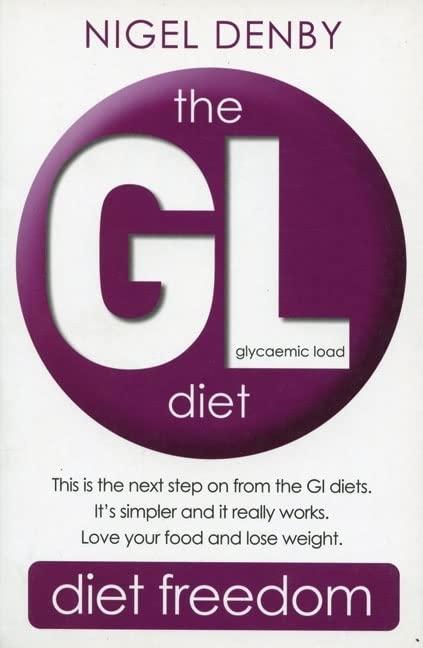 The GL Diet By Nigel Denby