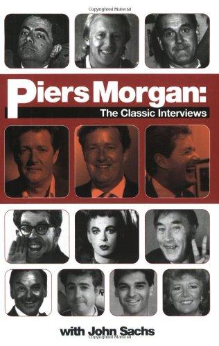 Piers Morgan By Piers Morgan