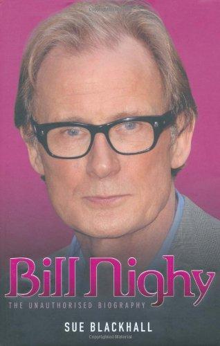 Bill Nighy By Sue Blackhall