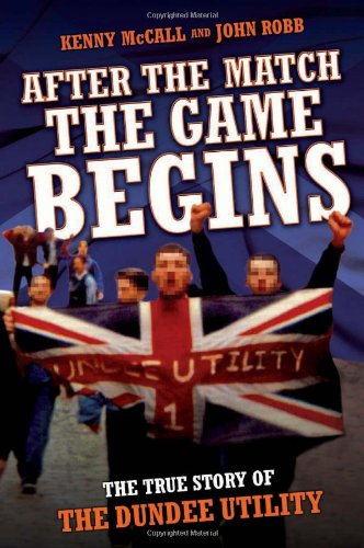After the Match, the Game Begins By Kenny McCall
