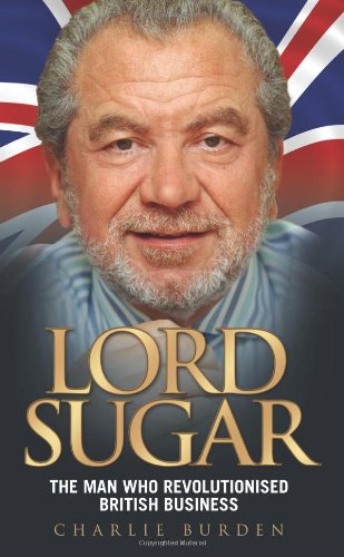 Lord Sugar By Charlie Burden