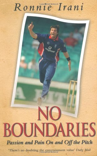 No Boundaries By Ronnie Irani