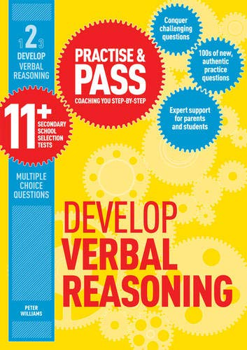 Practise-amp-Pass-11-Level-Two-Develop-Verbal-R-by-Williams-Peter-1844552594