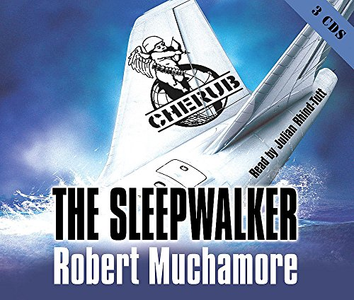 CHERUB: The Sleepwalker By Robert Muchamore