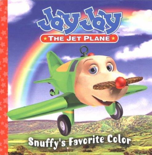 Jay Jay Jet Plane :Snuffy's Favourite Colour By Anova Books