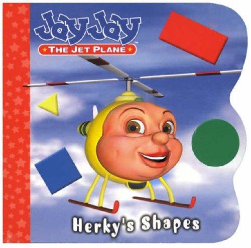 Jay Jay Jet Plane: Herky's Shapes By Anova Books