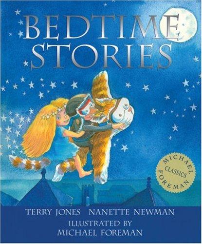 Bedtime Stories By Terry Jones