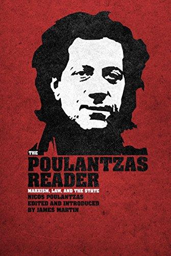 The Poulantzas Reader By Nicos Poulantzas