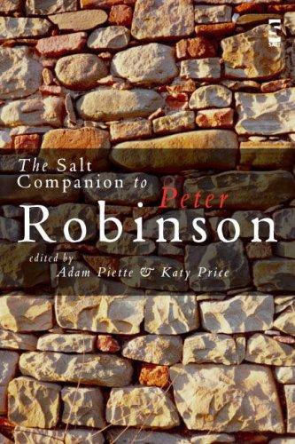 The Salt Companion to Peter Robinson By Adam Piette
