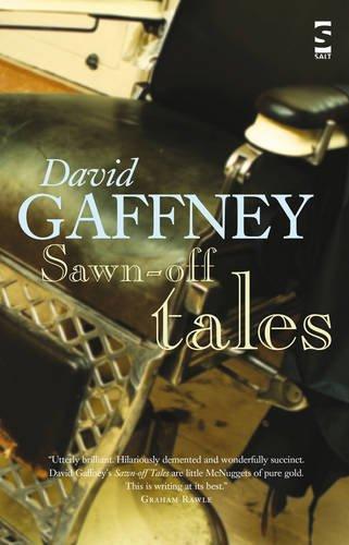 Sawn-Off Tales (Salt Modern Fiction) By David Gaffney