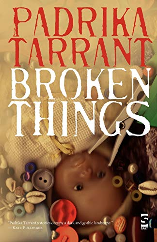 Broken Things (Salt Modern Fiction) By Padrika Tarrant