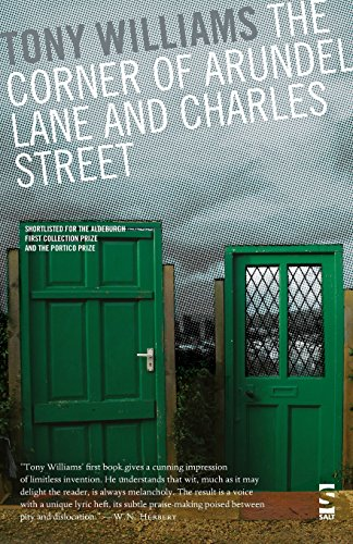 The Corner of Arundel Lane and Charles Street By Tony Williams