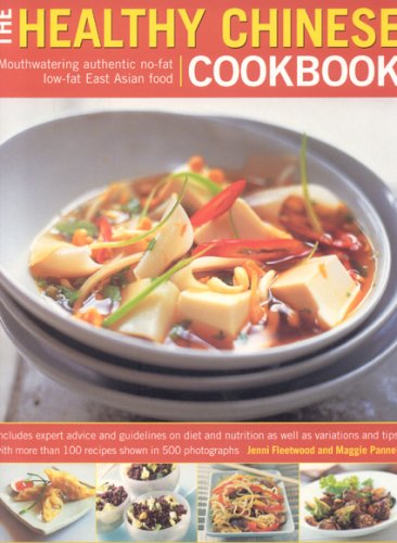 Healthy Chinese Cookbook By Jenni Fleetwood