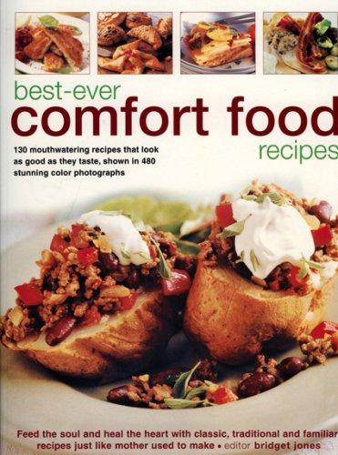 Best-ever Comfort Food Recipes By Bridget Jones