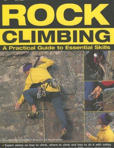 Rock Climbing By Malcolm Creasey