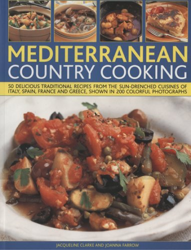 Mediterranean Country Cooking By Jacqueline Clark