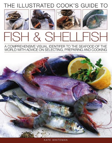 Illustrated Cook's Guide to Fish and Shellfish By Kate Whiteman