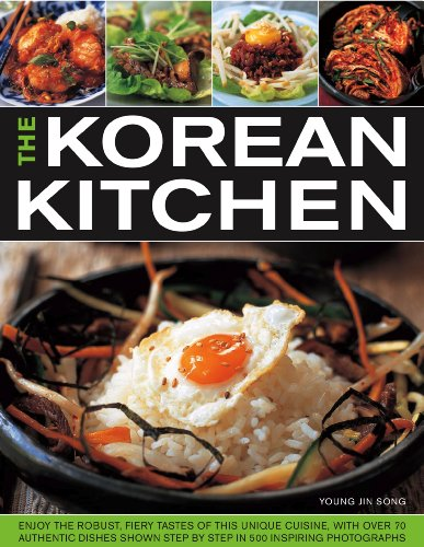 Korean Kitchen By Young Jin-Song