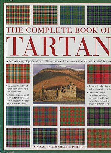 The Complete Book of Tartan by Iain Zaczek