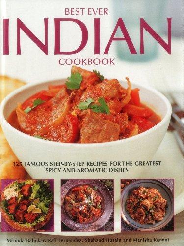 Best Ever Indian Cookbook By Mridula Baljekar