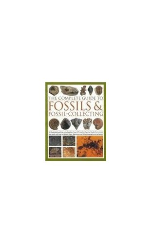 The complete guide to: Fossils & fossil-collecting By Steve Parker