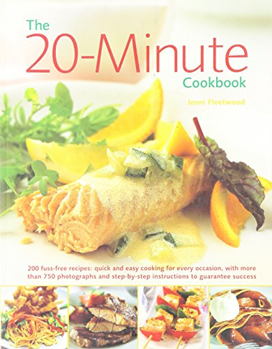 Best Ever 20 Minute Cookbook By Jenni Fleetwood