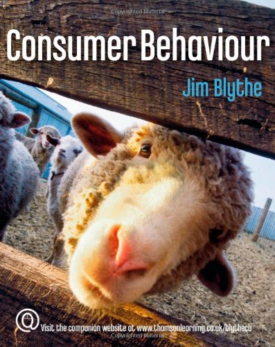 Consumer Behaviour By Jim Blythe
