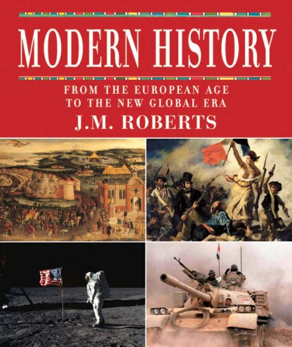 Modern History By J. M. Roberts