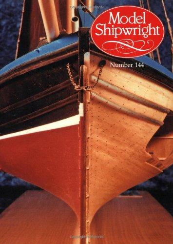MODEL SHIPWRIGHT 144 By Bloomsbury