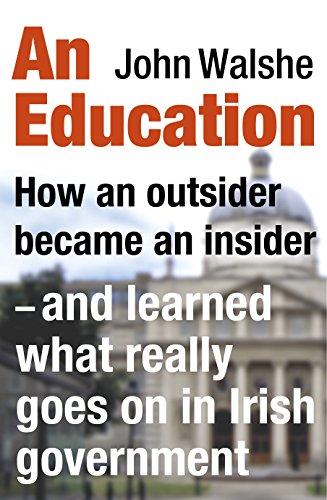 An Education By John Walshe